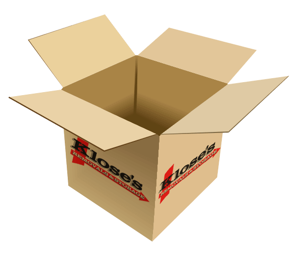 Kloses boxes for our office relocations in Adelaide