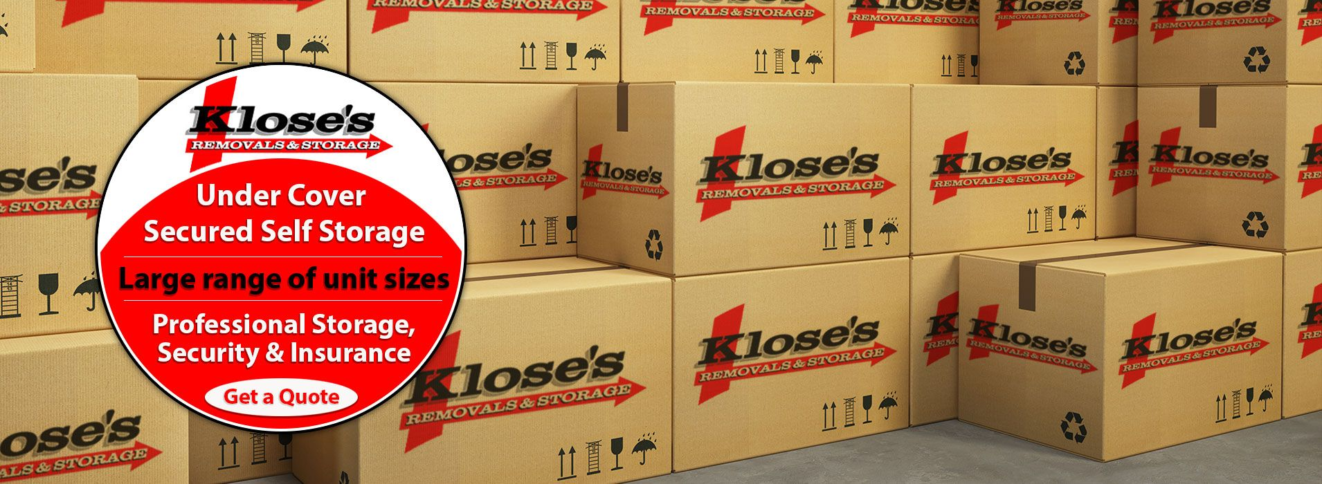 Self-Storage and House Removals in Adelaide
